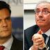 Cunha se rende a Moro e diz: 'A inteligência dele o diferencia dos outros magistrados'