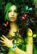 Green Witch Flowers