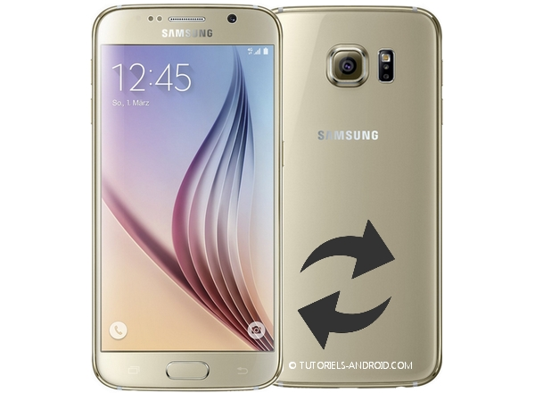 Firmware officiel G920FXXS3COK5 Android 5 1 1 pour GALAXY S6