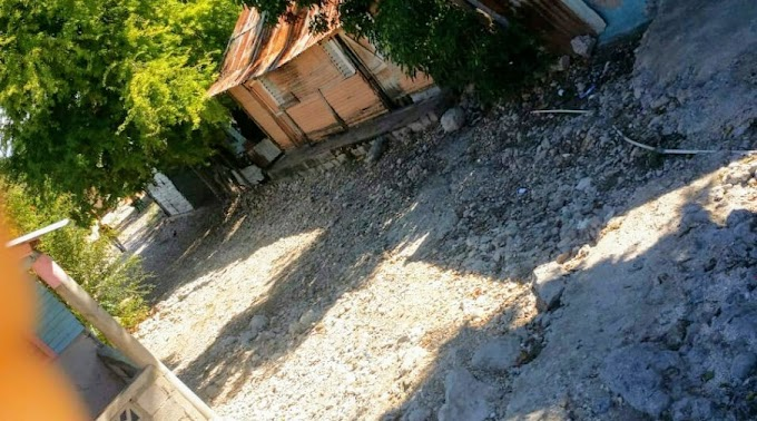 Autoridades municipales de Cabral   el abandonan al sector El Brisal parte abajo