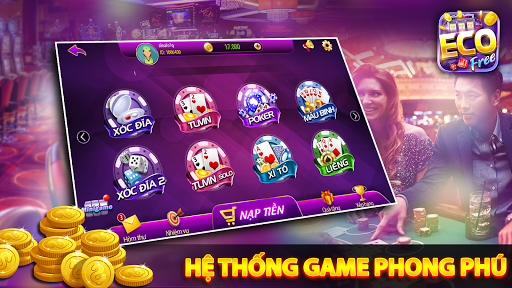 Ecou2122 Slots - Game danh bai doi thuong Online 2018 1.3 2