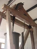 An 18th-century working Newcomen steam engine
