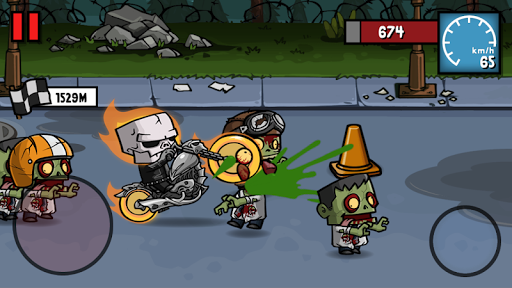 Zombie Age 3: Shooting Walking Zombie: Dead City 1.6.8 screenshots 3