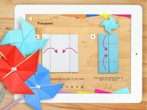 Kids Origami 2- screenshot