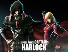 فيلم Space Pirate Captain Harlock