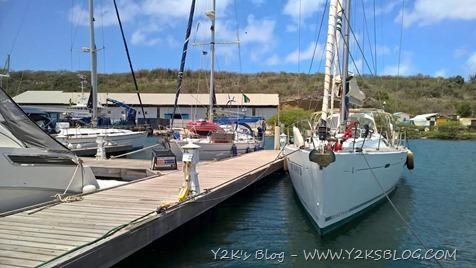 Y2K e Amaltea - Curaçao Marine
