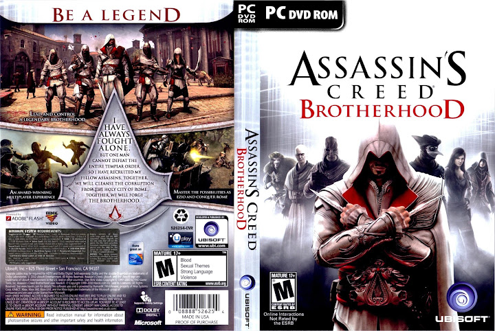 Assassin's Creed: Brotherhood (PC) [Español T&V][1 Link]