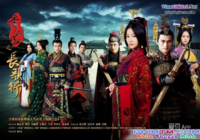 Xem Phim Tú Lệ Giang Sơn - Trường Ca Hành - Singing All Along - phimtm.com - Ảnh 4