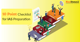 10 Point Checklist for IAS preparation