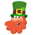 Cartoon Leprechaun Free Download Vector CDR, AI, EPS and PNG Formats