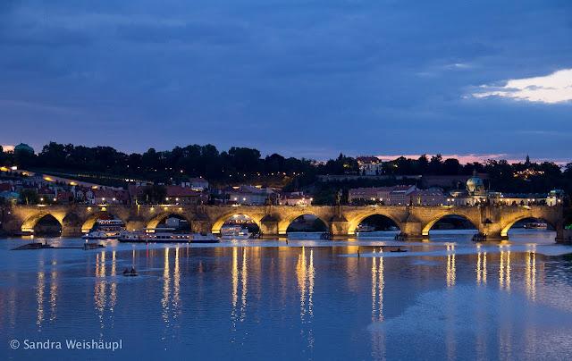 Karlsbrücke - Prag