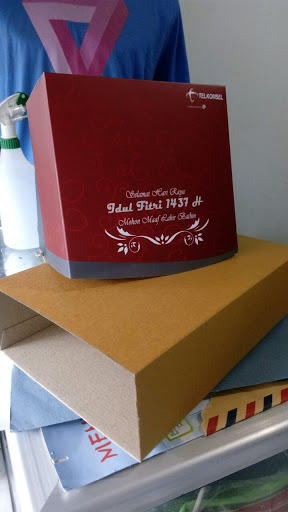 kotak kemasan kardus packaging box  souvenir