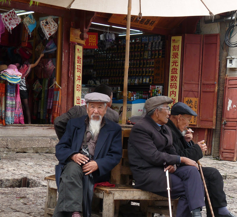 Chine. Yunnan.LIJIANG , Dragon snow mountain,puis lac LUGU - P1230624.JPG