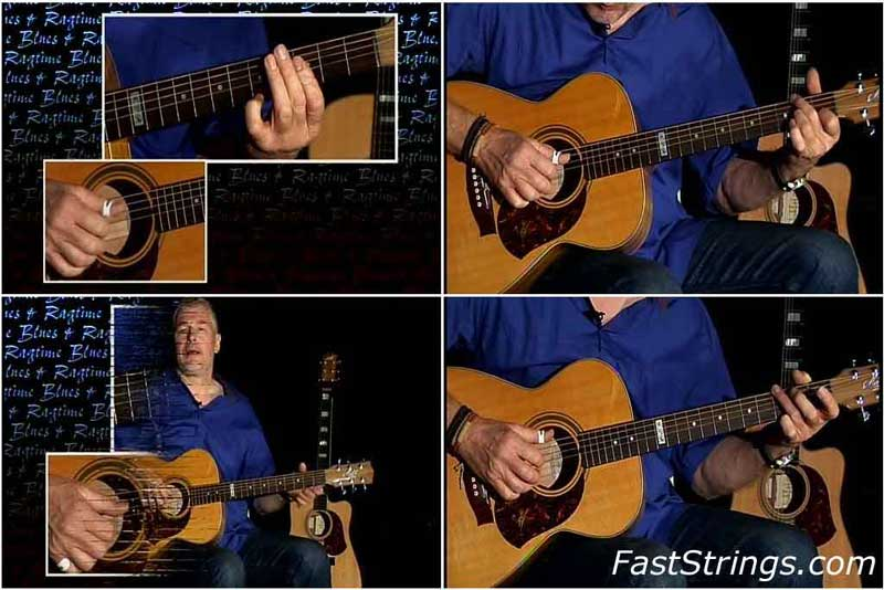 Max Milligan - Acoustic Fingerstyle: Blues & Ragtime