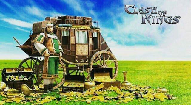Gezici Tüccar Etkinliği - Clash of Kings