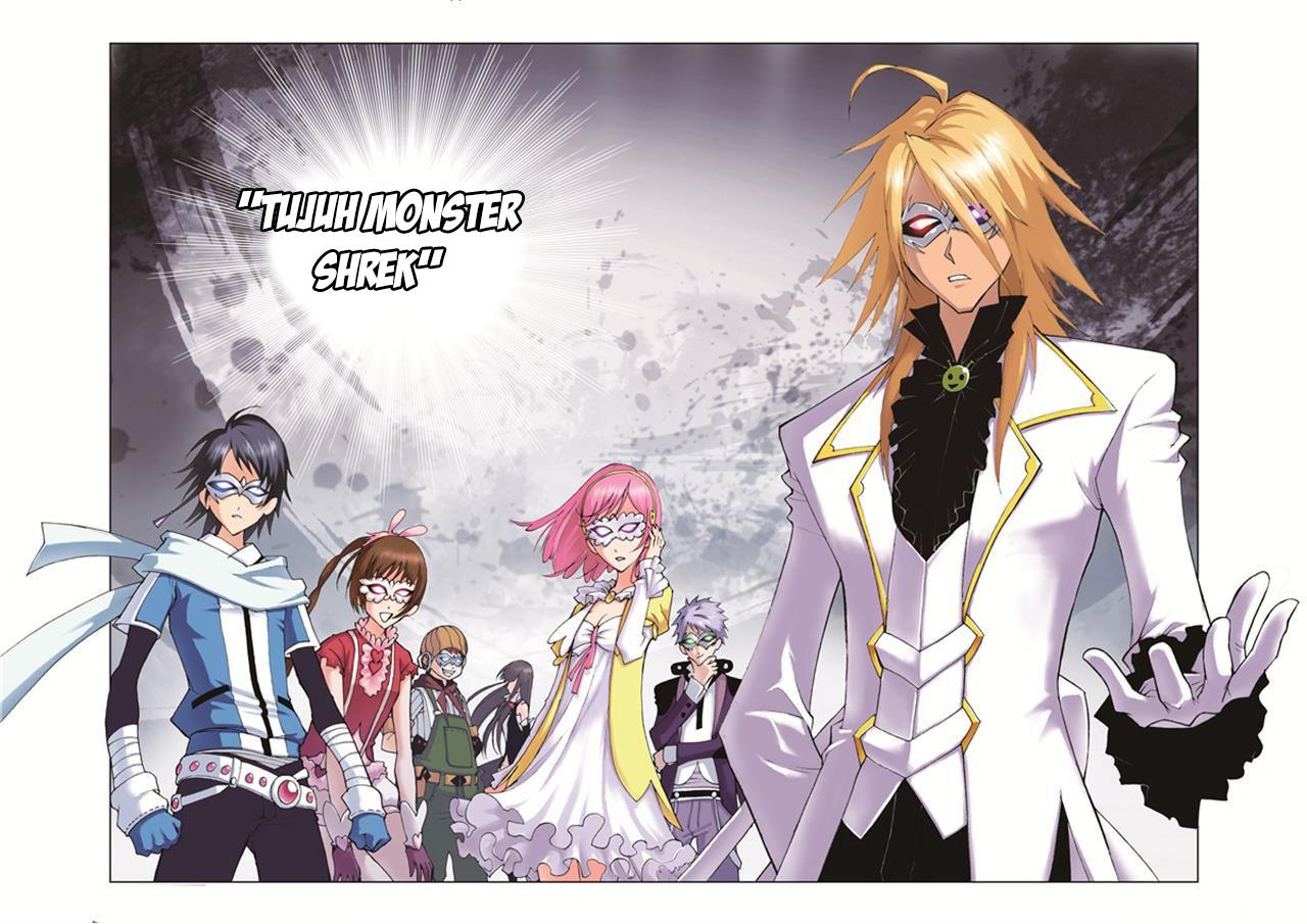 Baca Manga Soul Land Chapter 40 Komik Station