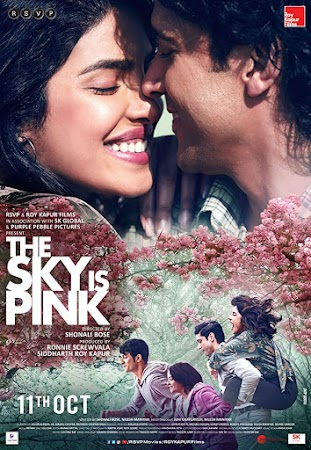 Poster Of The Sky Is Pink 2019 Watch Online Free Download