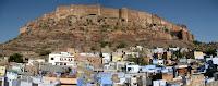 Meherangarh Fort - Jodhpur, Rajasthan