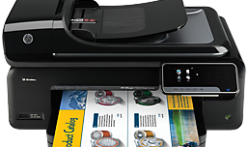 Download and install HP Officejet 7500A (E910a) lazer printer installer