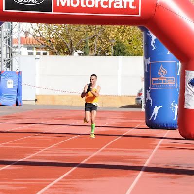 Media Maratón de Miguelturra 2015 - Llegada