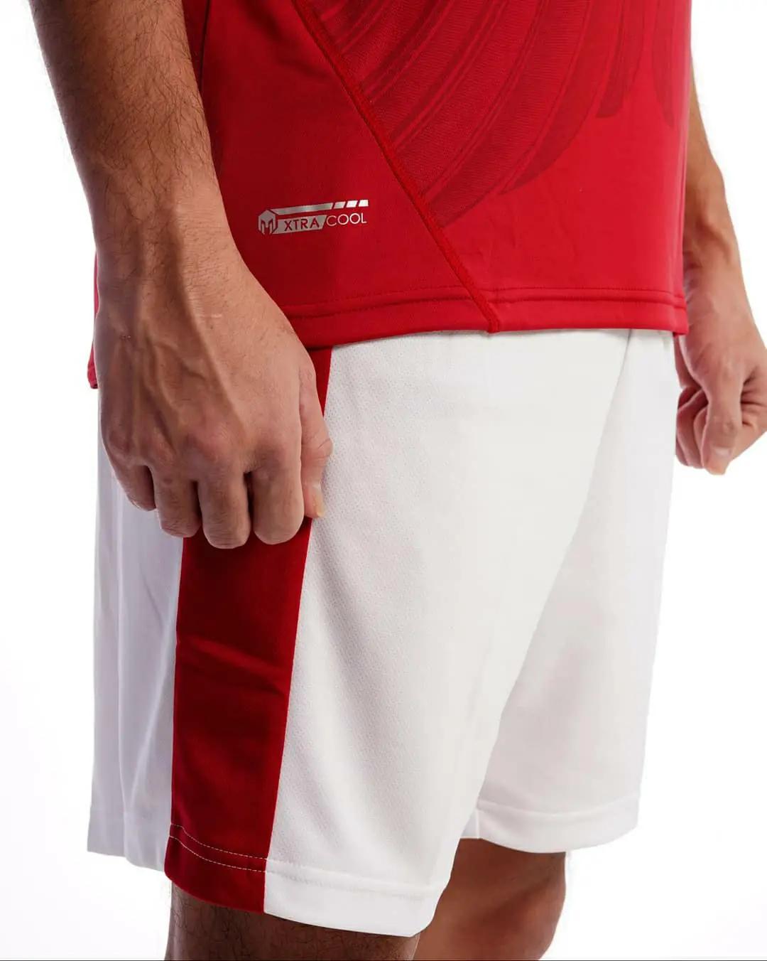 gambar celana Jersey timnas Indonesia 2020 x mills