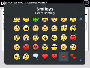 fancy characters blackberry free download