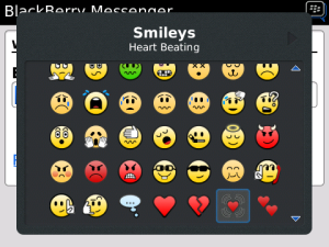Fancy Characters v5.1.2 BlackBerry App