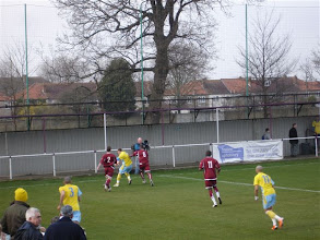 Photo: 12/03/11 v Canvey Island (Ryman League Premier Div) 4-4 - contributed by Gyles Basey-Fisher