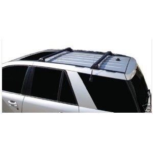 2002  2007 Saturn Vue Crossbars Roof Rack