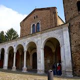 53. The Basilica of Sant' Apollinare Nuovo. VI Century. Ravenna. 2013