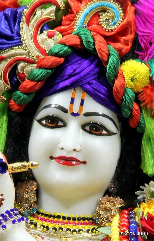 ISKCON Juhu Sringar Deity Darshan 22 Nov 2016 (17)