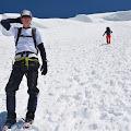 Hrvoje i Joe na putu prema Dôme du Goûter (4,304 m)