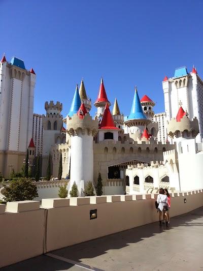 Отель Excalibur