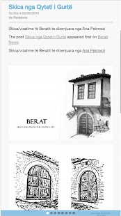 Berati News- screenshot thumbnail