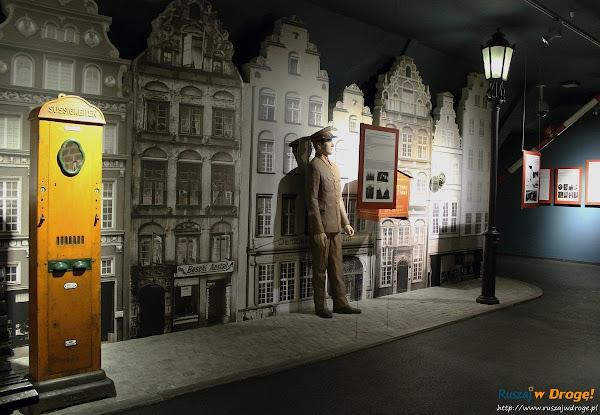 Ratusz Głównego Miasta Gdańska - Wolne Miasto Gdańsk
