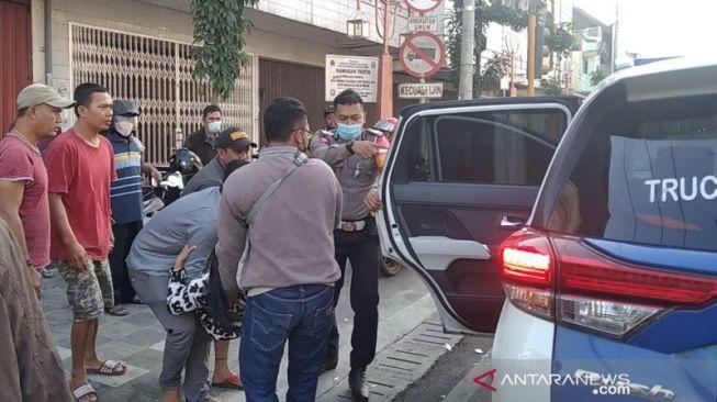 Ambulans Diduga Tabrak Lari di Kudus Jawa Tengah: Bukan Pergi, Namun Bawa Pasien Kritis