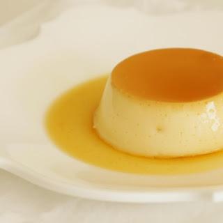 Caramel Custard Pudding.