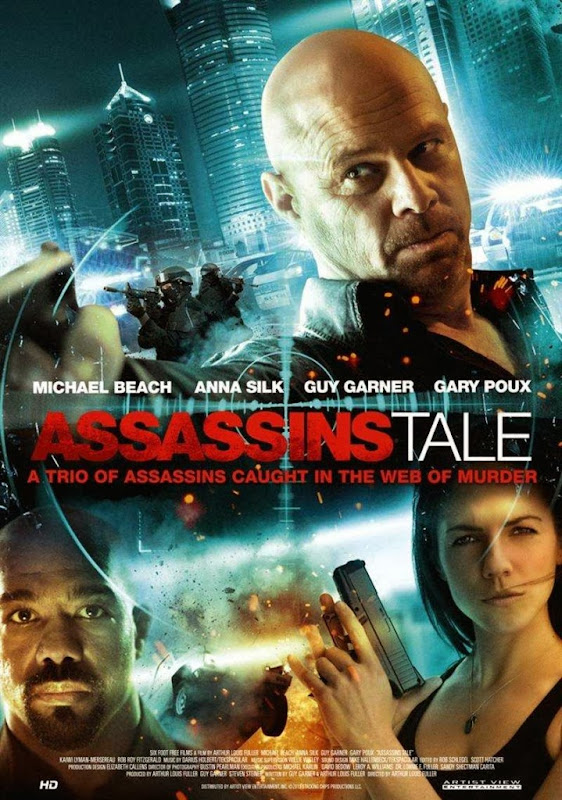Poster Of English Movie Assassins Tale (2013) Free Download Full New Hollywood Movie Watch Online At Alldownloads4u.Com