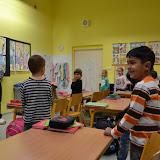 Návštěva v 1. třídě - MŠZ