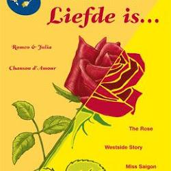 """Theaterconcert """"Liefde is......"""""""