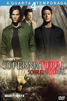Baixar Série Supernatural 4ª Temporada Torrent Dublado Grátis