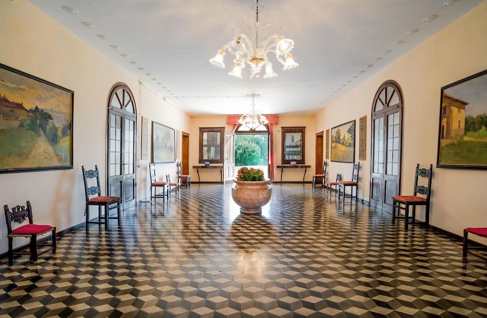 miniatura galleria interni villa valcorba