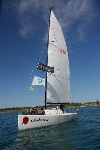 Dibley 10 'Chikara' Australia