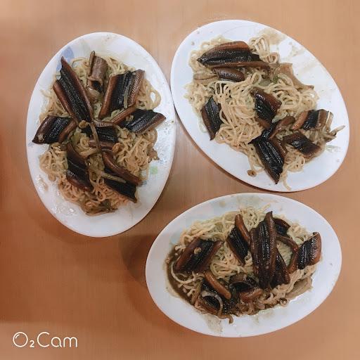 乾炒鱔魚意麵:普通