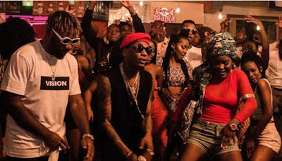 Why Wizkid's New Video Manya Was Renoved From YouTube
