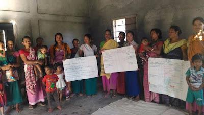 Action Planning in Chaibari, Udalguri