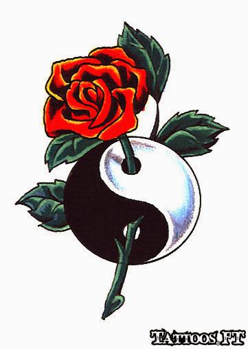 Yin Yang Tattoos Designs Tattoos Ideas