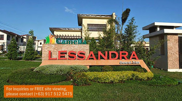 Camella Lessandra General Trias - Village Amenities & Facilities