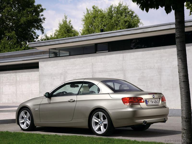 2009 bmw 3 series convertible specifications pictures prices. Black Bedroom Furniture Sets. Home Design Ideas