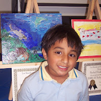 Kabir Rao Reflections Art Winner 2006